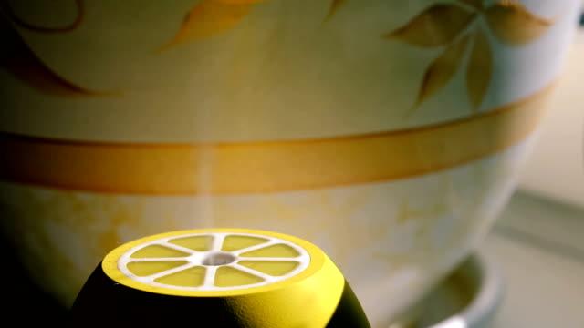スチーム加湿空気室 - 加湿器点の映像素材/bロール