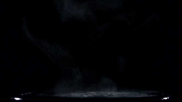スチーム、slow motion (スローモーション) - 蒸気点の映像素材/bロール