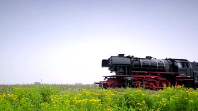 Steam Train video
