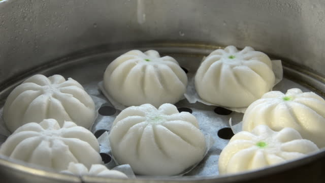 Steamed Buns video