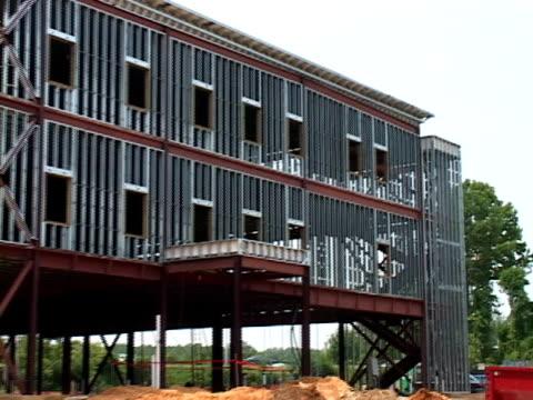 steel beam konstruktion - kürzer als 10 sekunden stock-videos und b-roll-filmmaterial