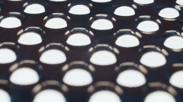 Steel grater macro