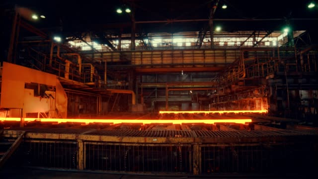 Steel mill - steel wire Steel mill - steel wire steel mill stock videos & royalty-free footage