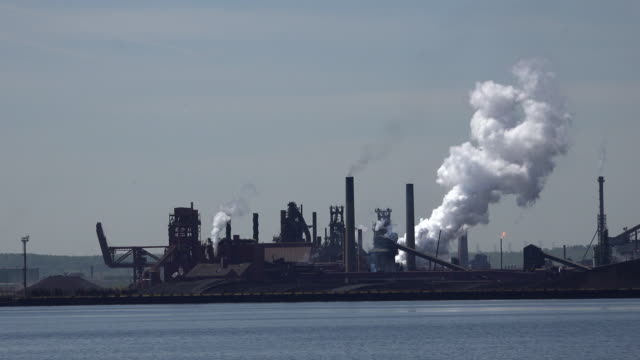 Steel Mill video