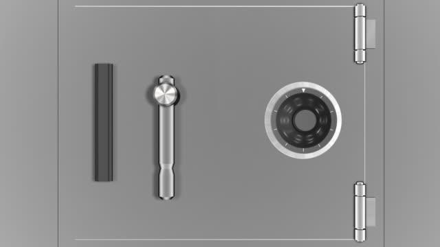 Steel Safe Transition (HD, NTSC, PAL) video