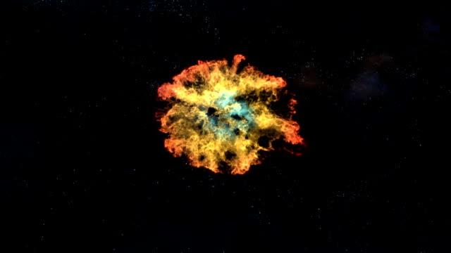 Stellar Nebula video