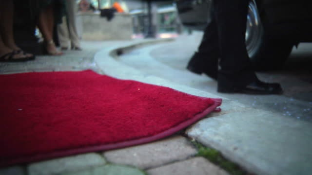 Step onto Red CArpet video