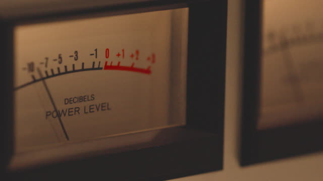 Stereo Meters video
