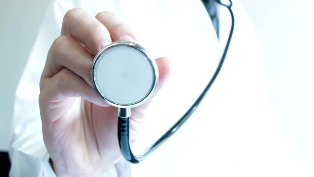 聴診器 - 聴診器点の映像素材/bロール