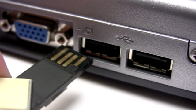 USB Stick video