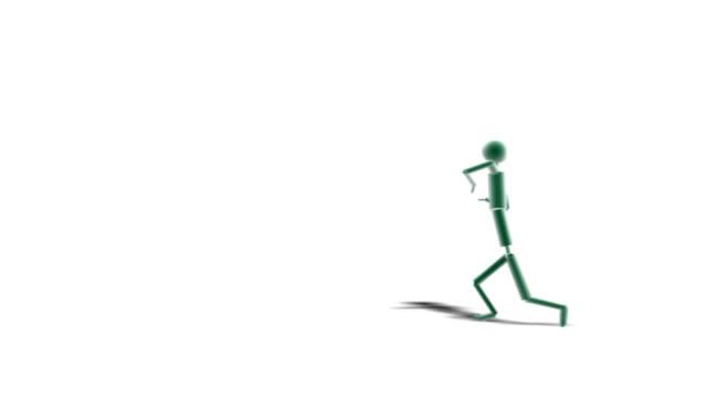 stickman karate movement.. video