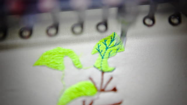 Stitching up this Tree video