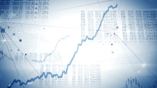 Stock Exchange Bull Market (Bright) - Loop