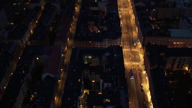 AERIAL: Stockholm city video