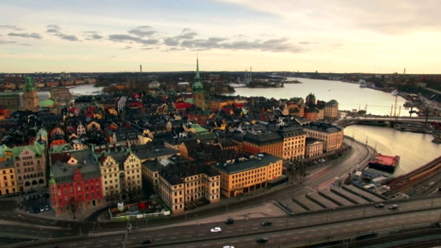 Stockholm City Stockholm City early morning stockholm stock videos & royalty-free footage