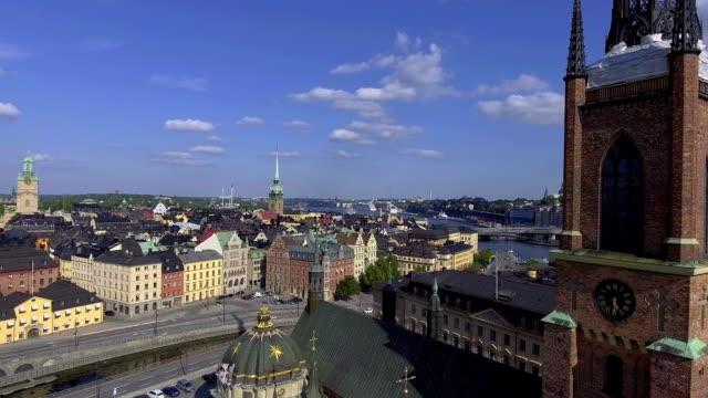 Stockholm Old City video