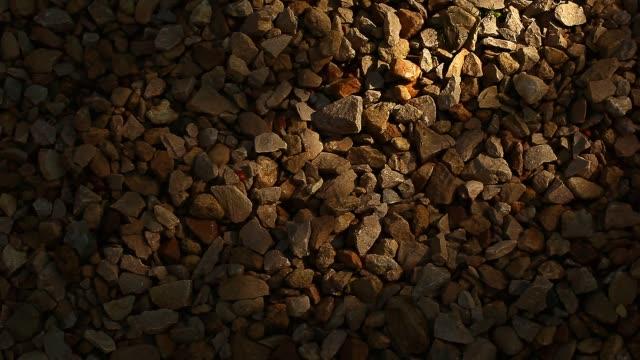 stone sun light background hd footage