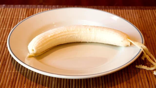 Stop Motion Fruit Salad Banana Berries Apple video