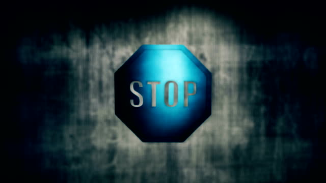 Stop Sign, Danger, Climate Change, Stop Polution video