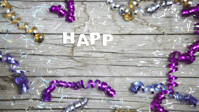 stopmotion happy new year video