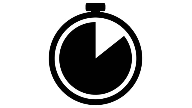 stopwatch appearing then counting down for 10 seconds then disappearing black stopwatch appearing then counting down for 10 seconds then disappearing instrument of time stock videos & royalty-free footage