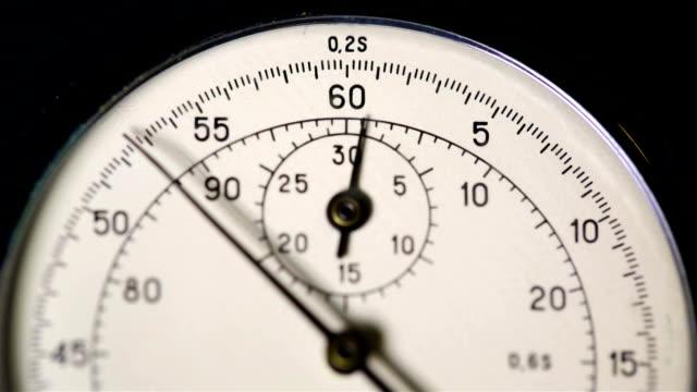 vidéos et rushes de chronomètre composez le running 1 - chrono sport