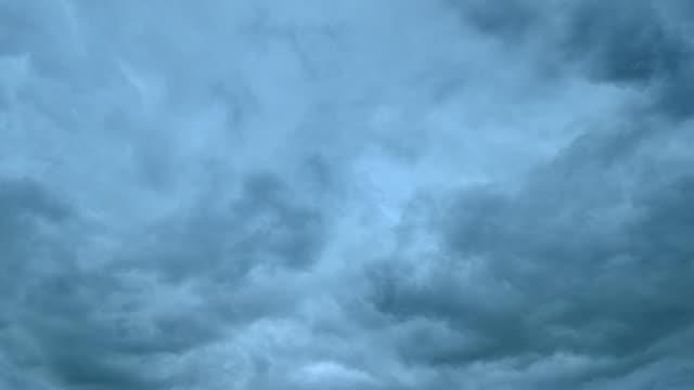 Storm Cloud Time Lapse video