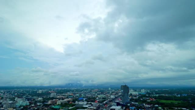 storm clouds sky