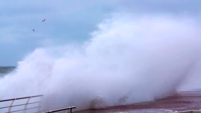 Storm on the Black Sea video
