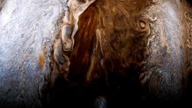 burze jowisza - io księżyc filmów i materiałów b-roll