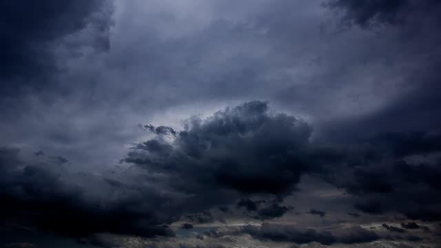Stormy Night HD 1080p - 30 sec Timelapse video