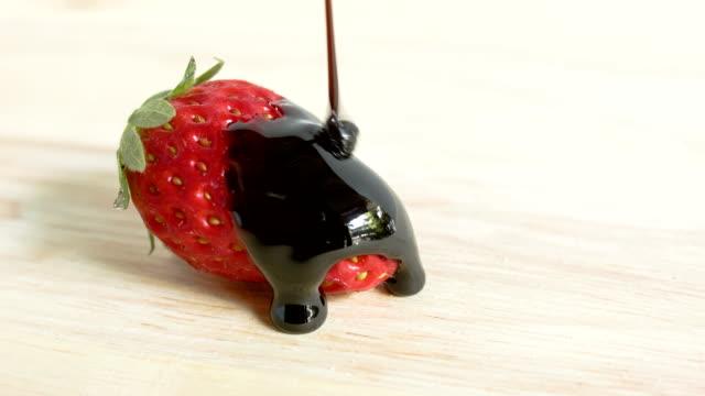 strawberries and chocolate video