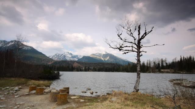 Strbske Pleso Lake video