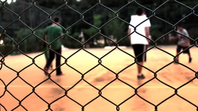 Street Basketball video