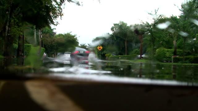 Street Underwater video