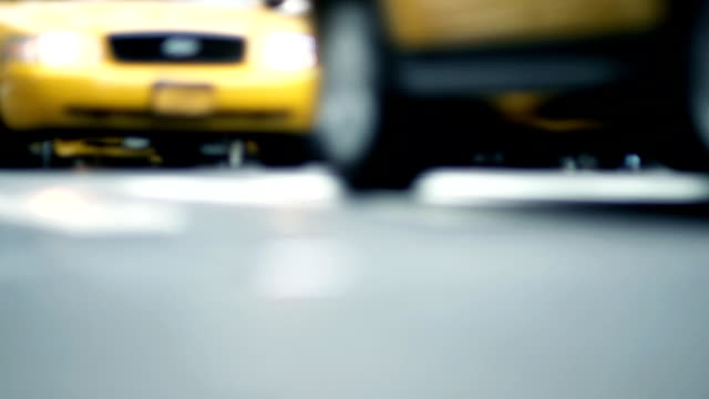 SLOW MOTION - NYC Streets, DOF, Soft Focus video