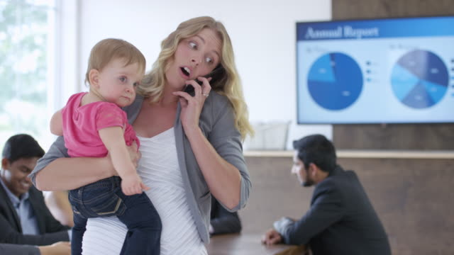 Stress in Balancing Work and Family video