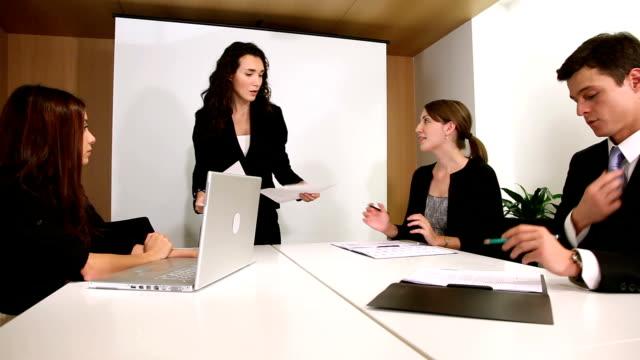 Stressful Meeting video