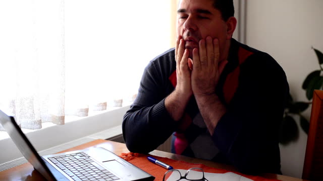 Stressful Moments. Stressful Moments, when bills come and I don't have money to pay them. mortgages and loans stock videos & royalty-free footage