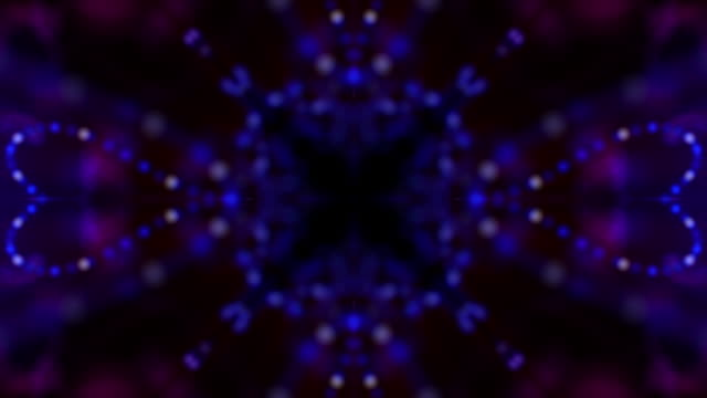String Theory Background Loop Purple video