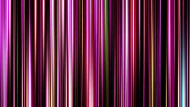 vídeos de stock, filmes e b-roll de listras de luz [loop] - músico pop
