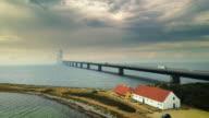 istock Strorebælt Broen (Great Belt Bridge) 1268118596