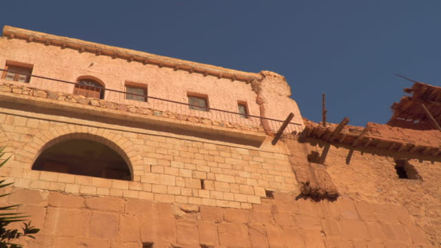 Structures in the Monastery of St. Catherine video