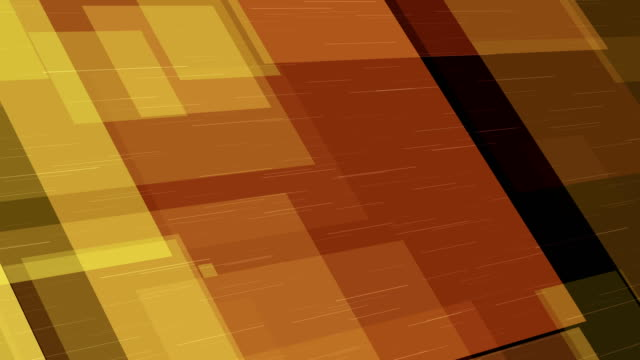 Studio animated screen saver Studio animated screen saver from moving colored rectangles on a brown background multiple image stock videos & royalty-free footage