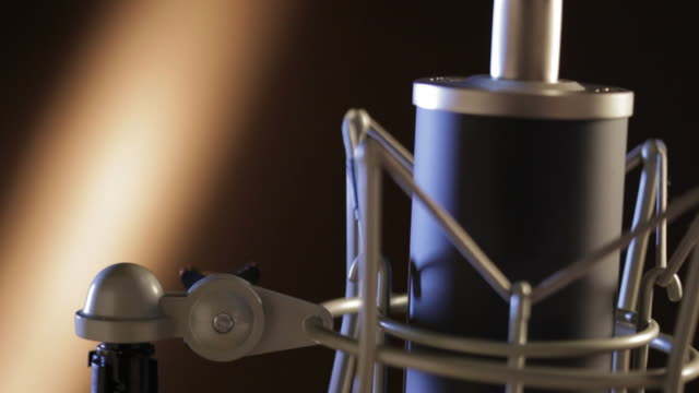 Studio Microphone video