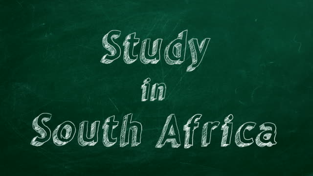 Study in South Africa video