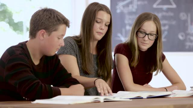 Estudar com os amigos - vídeo