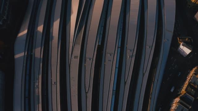 泰晤士河,碎片的壯麗景色 - 現代 風格 個影片檔及 b 捲影像
