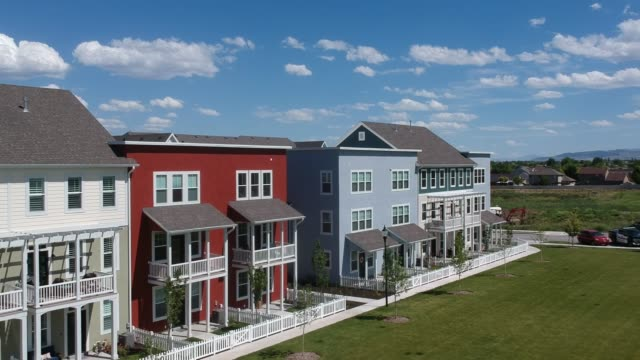 Stylish Townhomes