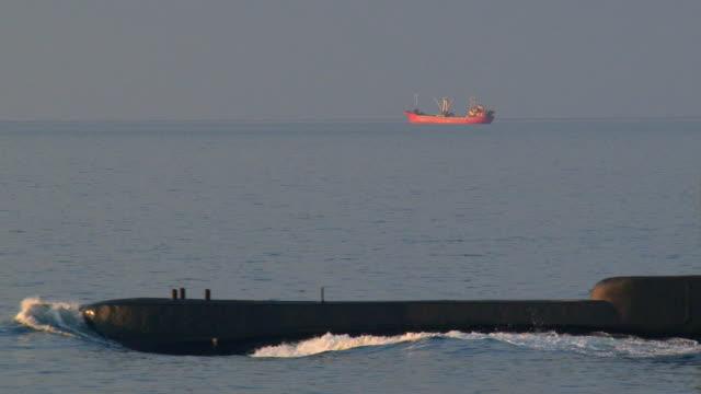 submarine alert video